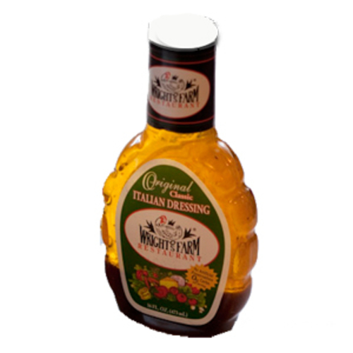 Wright's Farm Original Italian Salad Dressing Image 1
