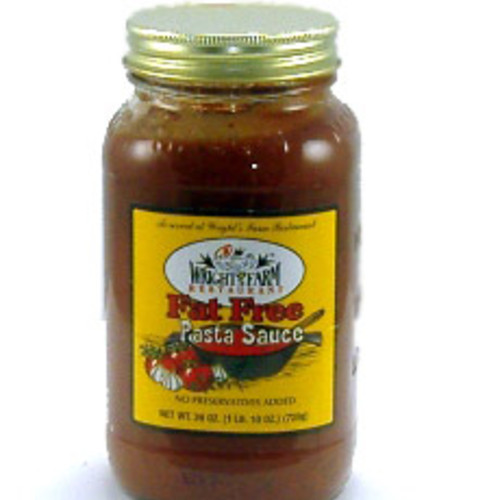 Wright's Farm Fat Free Pasta Sauce Image 1
